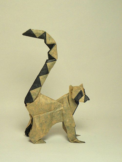 Amazing Examples of origami paper art 7