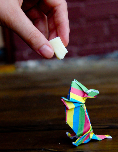 Amazing Examples of origami paper art 9