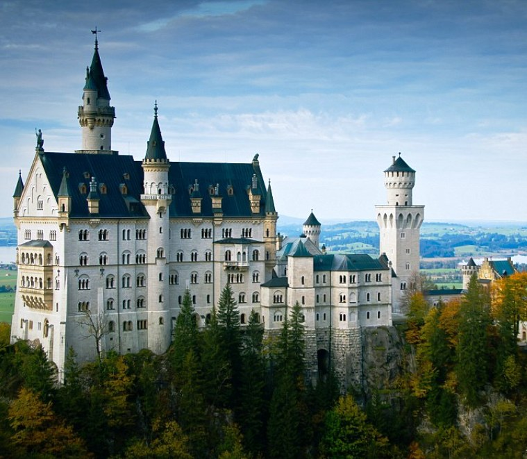 Best Castles in the world1