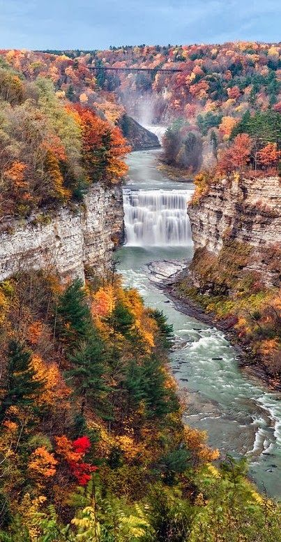 Best usa waterfalls to visit this holiday 16