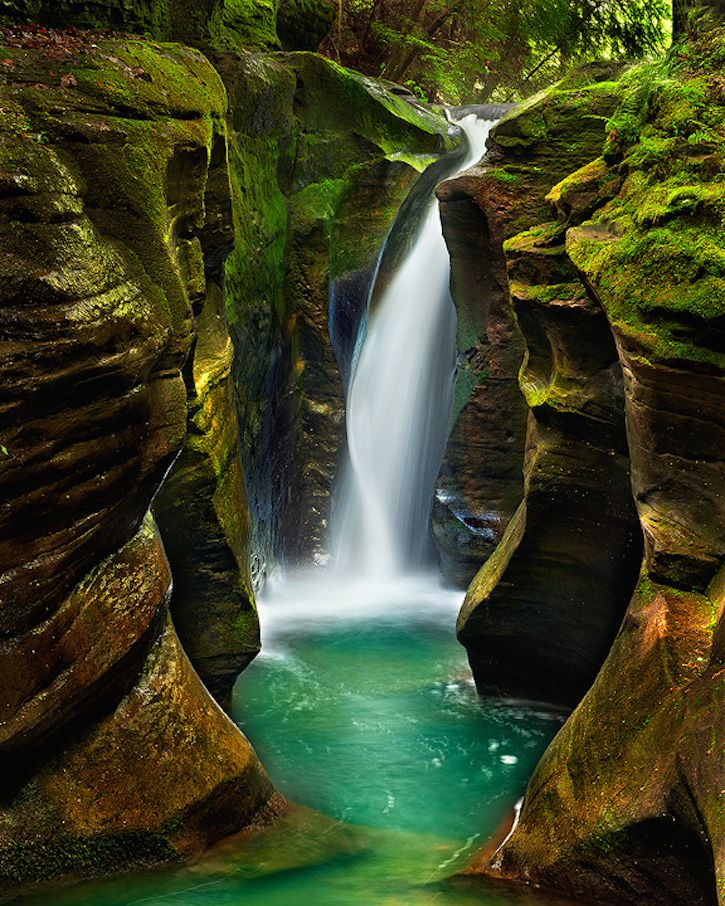 Best usa waterfalls to visit this holiday 36