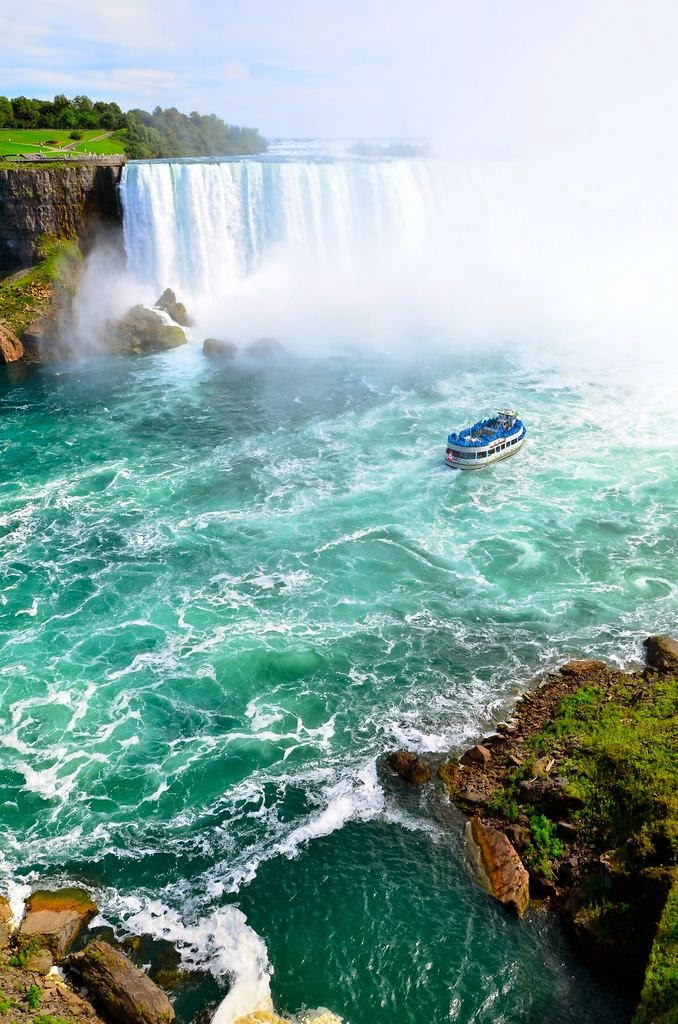 Best usa waterfalls to visit this holiday