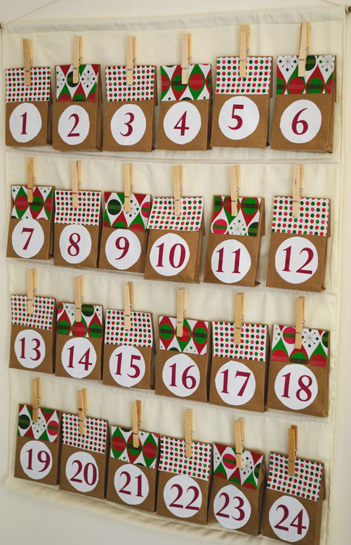 CHRISTMAS ADVENT CALENDARS1
