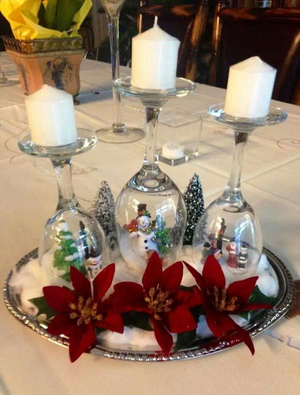 easy christmas centerpiece ideas diy projects craft ideas how tos
