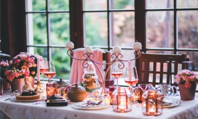 35 Christmas Table Decorating Ideas