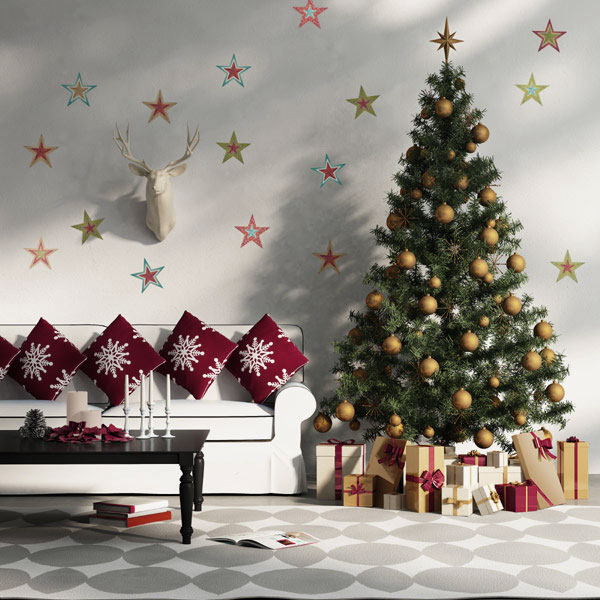 Christmas living Room14