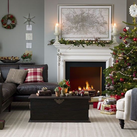 Christmas living Room16