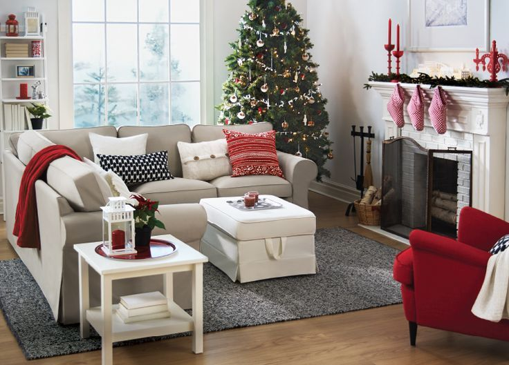 Christmas living Room18