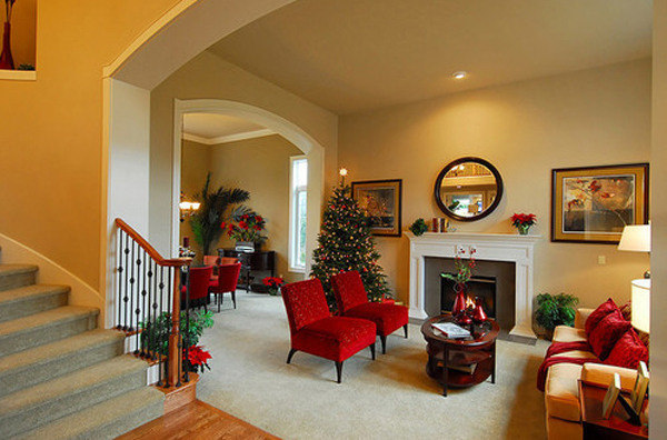 Christmas living Room24