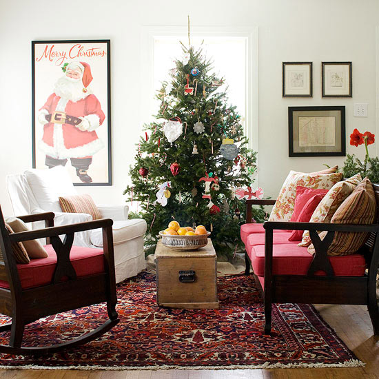 Christmas living Room25