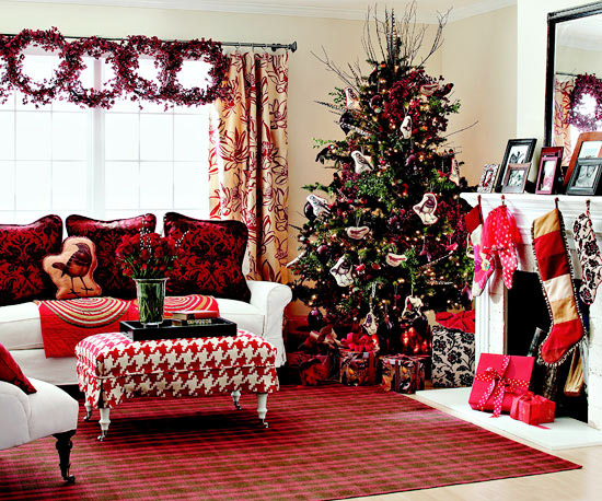 Christmas living Room28