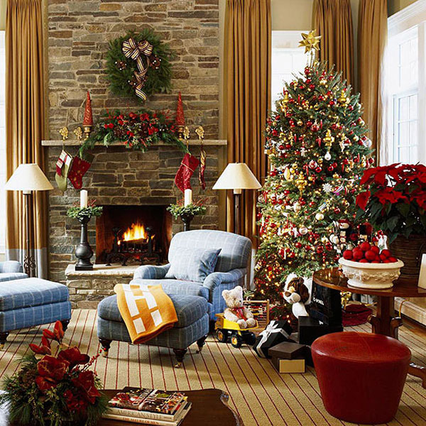 Christmas living Room29