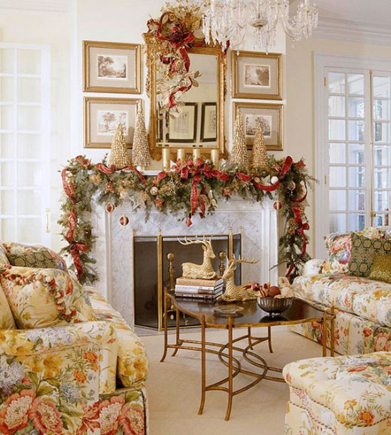 Christmas living Room30