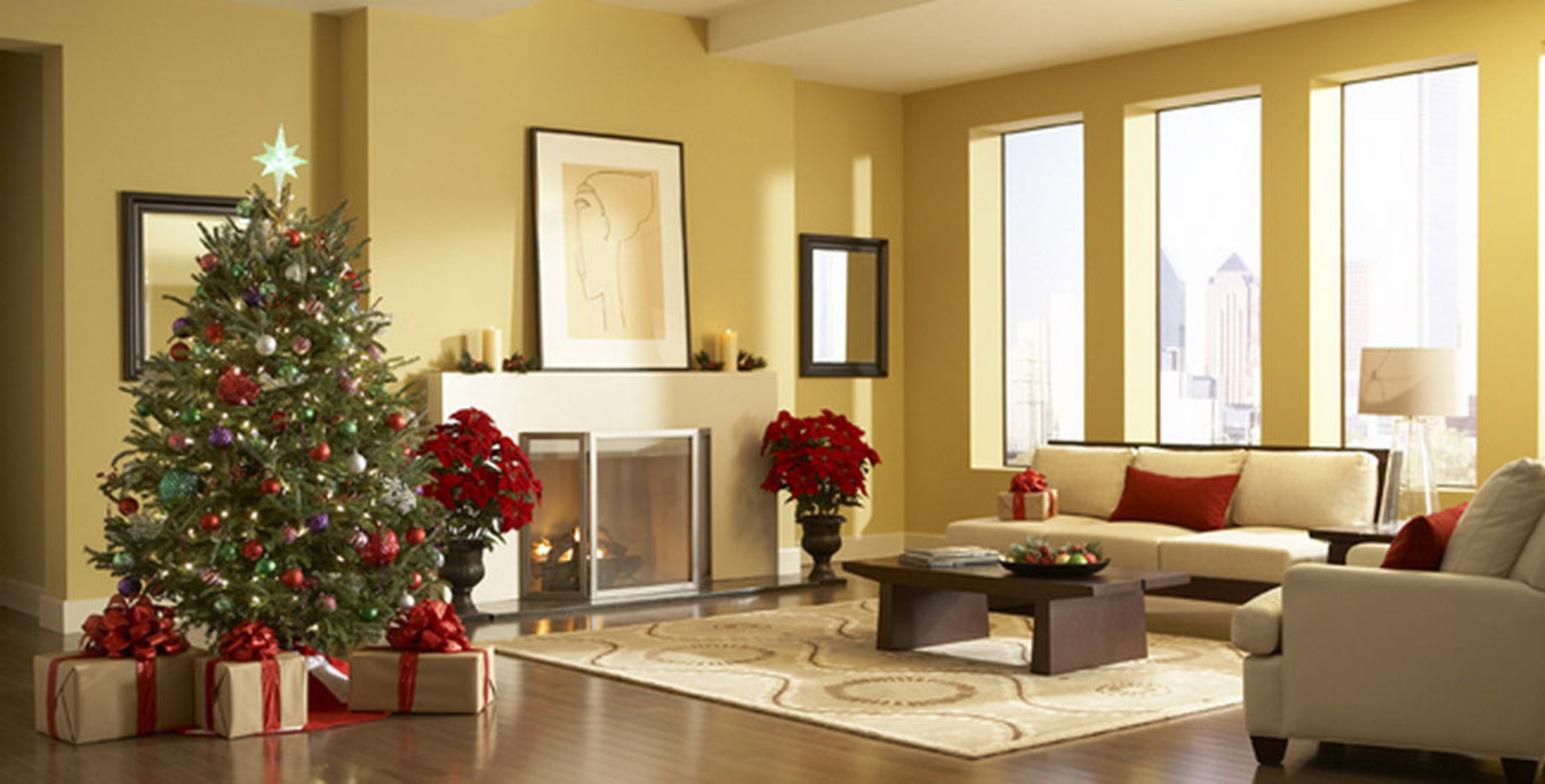 Christmas living Room4