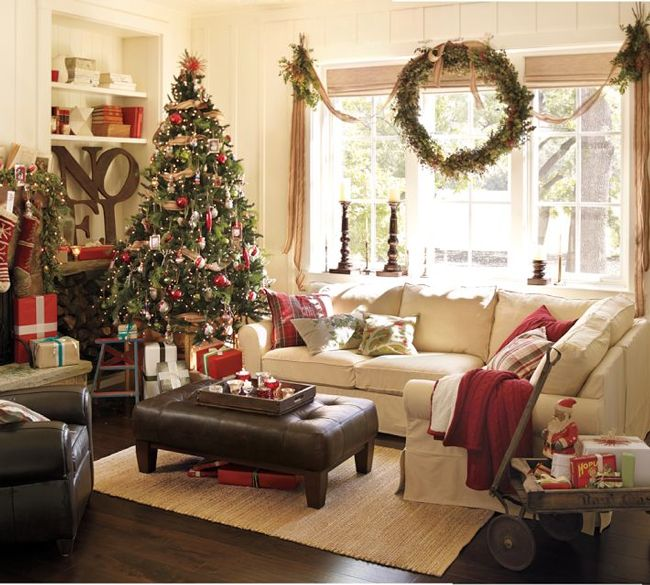 christmas living room5