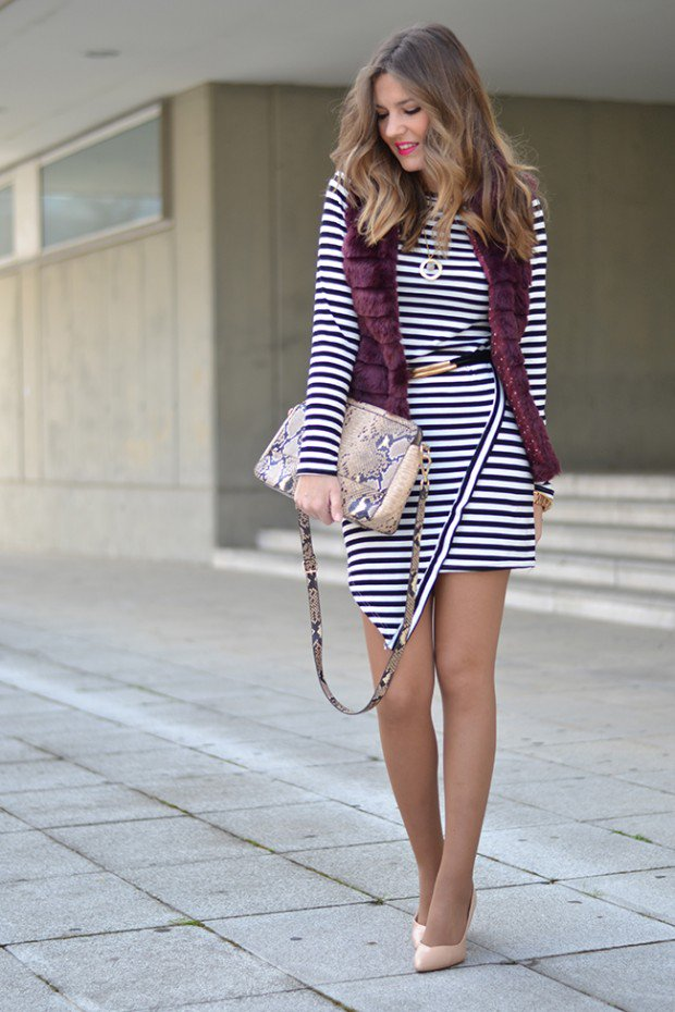 Classy and elegant dress outfits 10