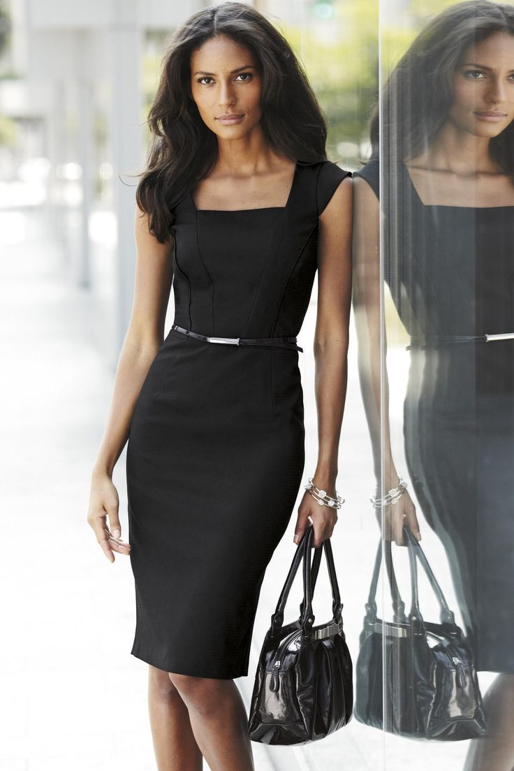 Classy and elegant dress outfits 14