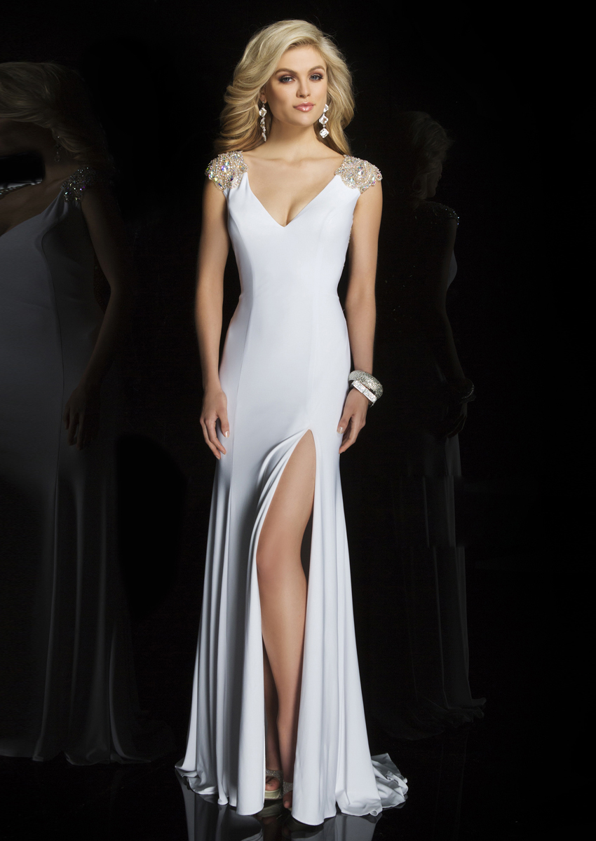 Classy and elegant dress outfits 15