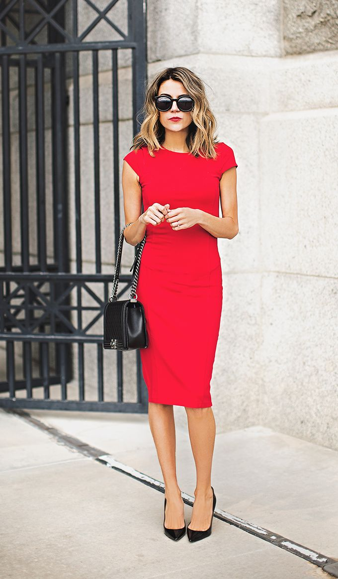 Classy and elegant dress outfits 18