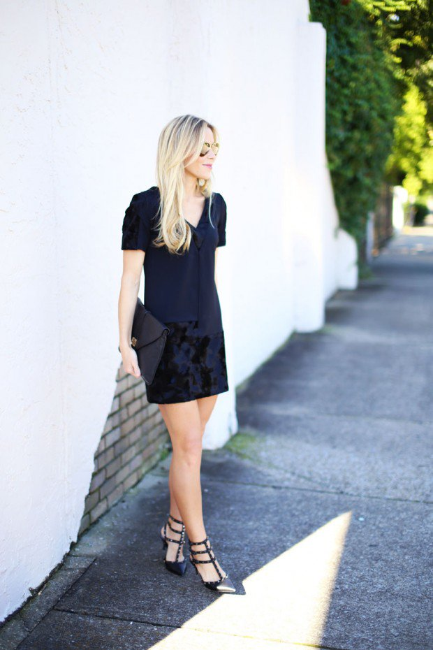 Classy and elegant dress outfits 23
