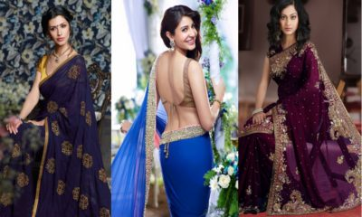 36 Amazing and Beautiful Designer Sarees
