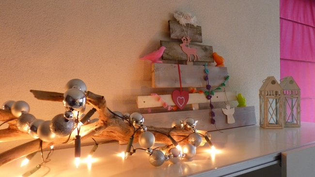 DIY Christmas Decorations14