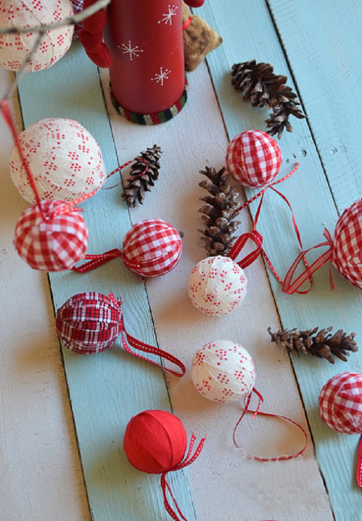 DIY Christmas Decorations18