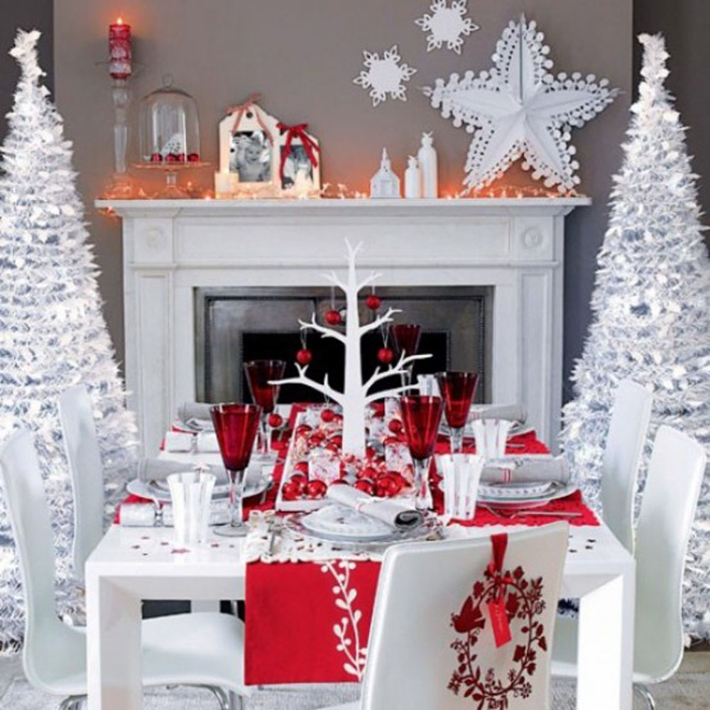Dining Table For Christmas10