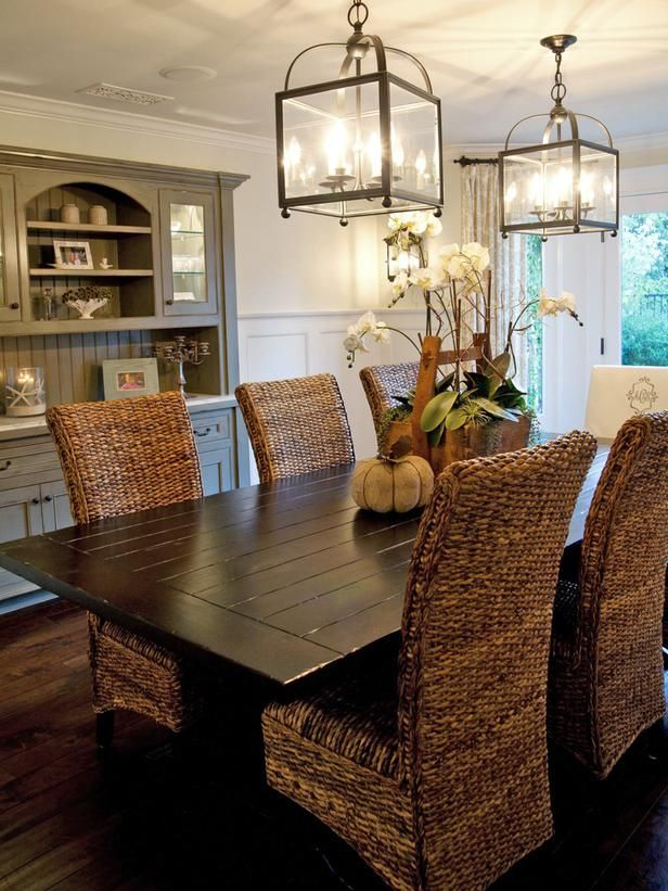 Dining Table For Christmas14