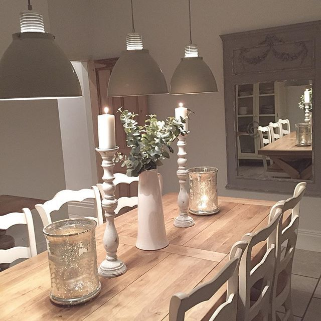 Dining Table For Christmas16