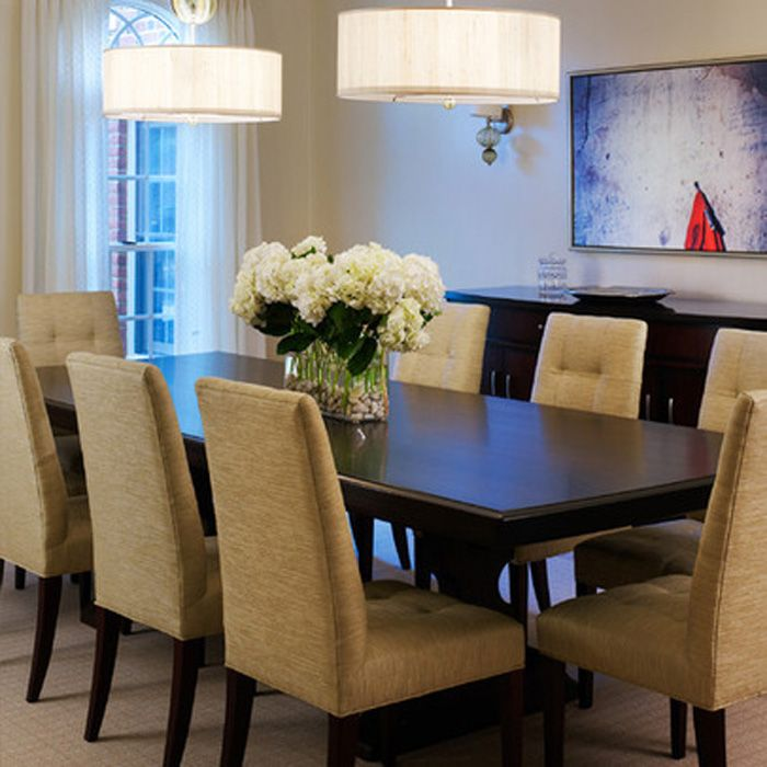 Dining Table For Christmas9