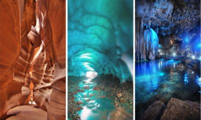 49 Breathtaking Caves Around the World