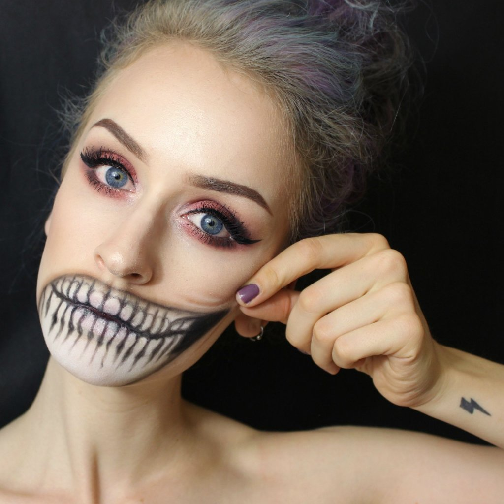Halloween Best Makeup 12