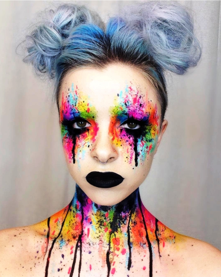 Halloween Best Makeup 13