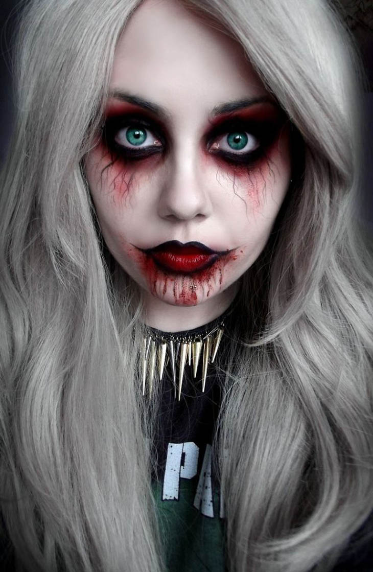 Halloween Best Makeup 14