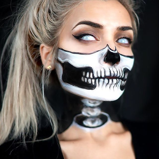 Halloween Best Makeup 19