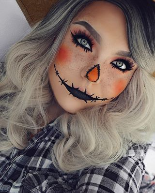 Halloween Best Makeup 21