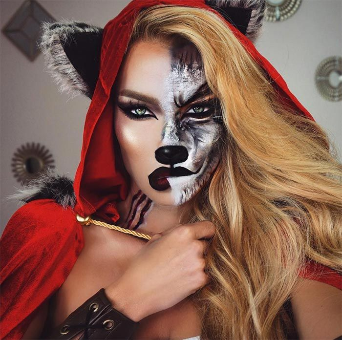 Halloween Best Makeup 36