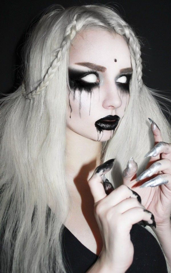 Halloween Best Makeup 5