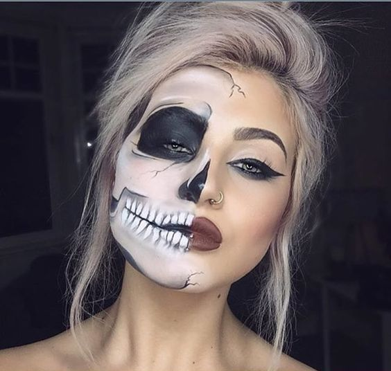Halloween Best Makeup 9