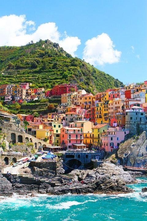 Italy best place