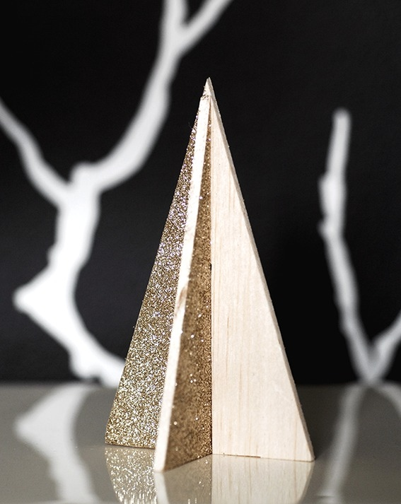 Modern Wooden Christmas Trees11