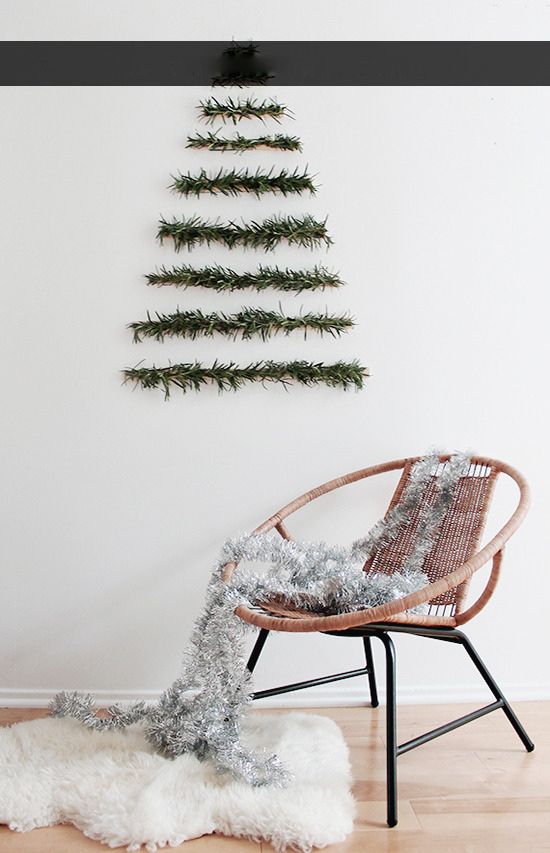 Modern Wooden Christmas Trees29