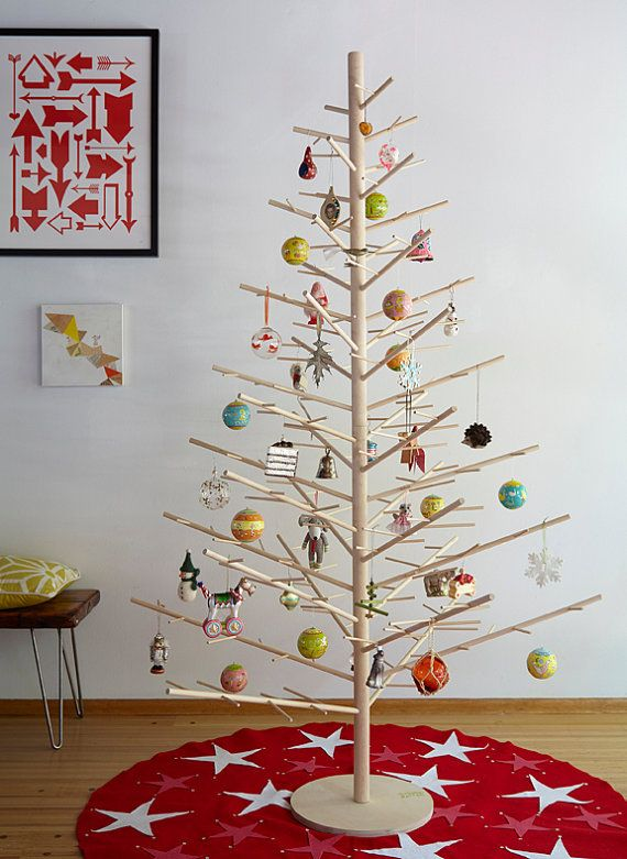 christmas tree alternatives steel paper even vinyl decals la