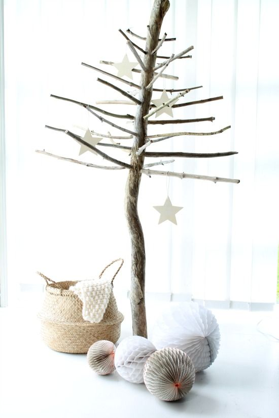 Modern Wooden Christmas Trees37