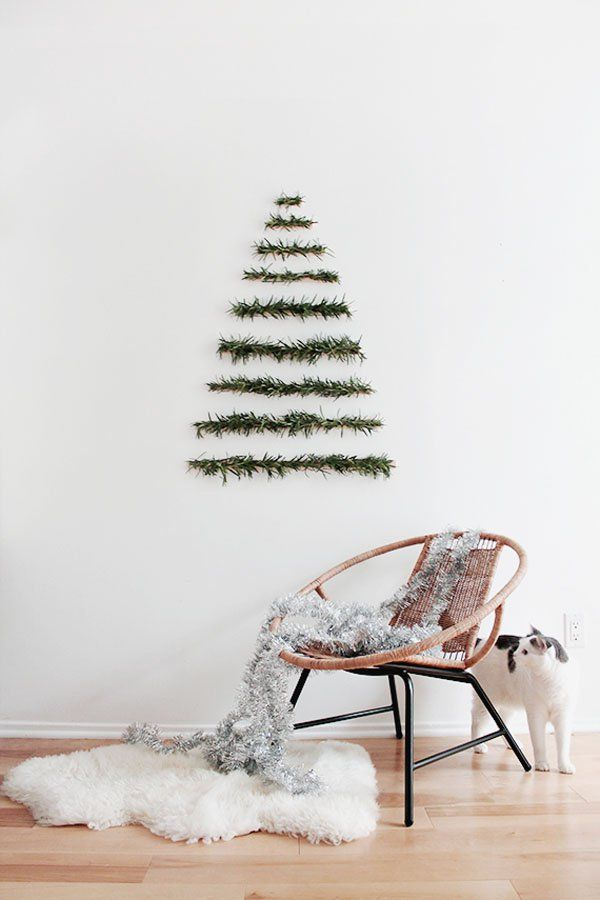 Modern Wooden Christmas Trees41