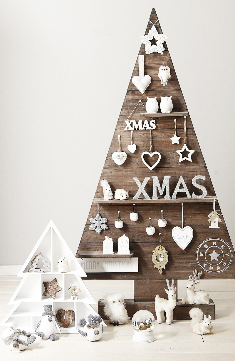 Modern Wooden Christmas Trees5