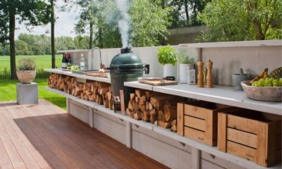 31 Outdoor Kitchen on a budget