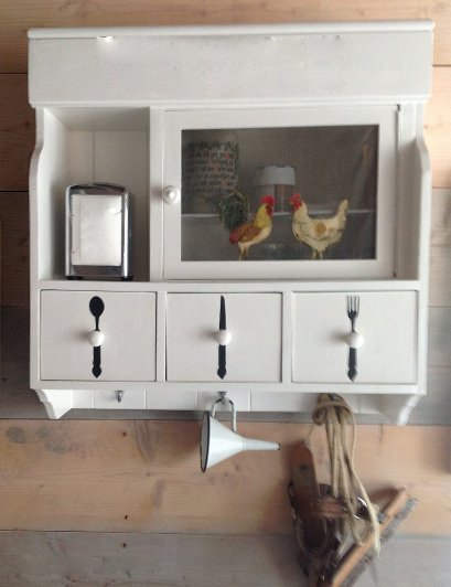 Outdoor Kitchen Wall Cabinet