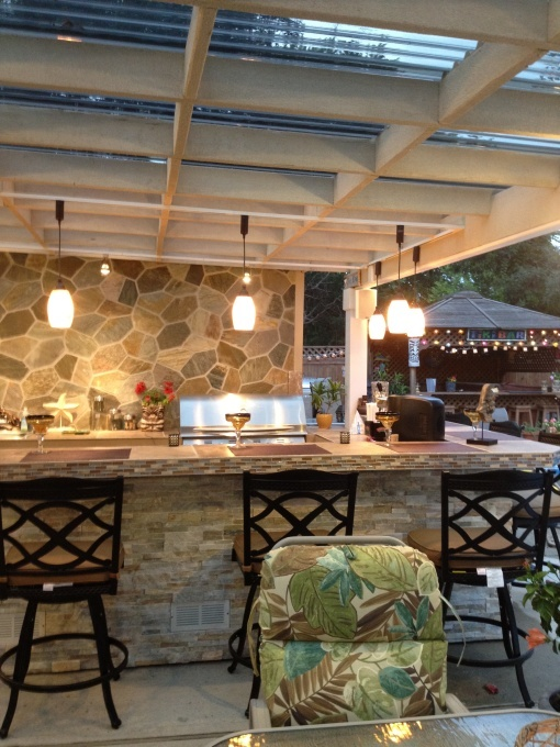 Outdoor Patio Bar Covers